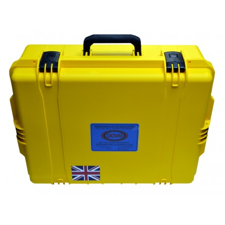 Yellow Storm Proof Case